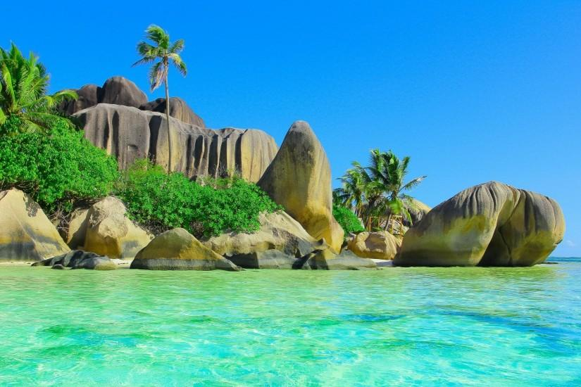 Related Suggestions for Tropical Island Backround