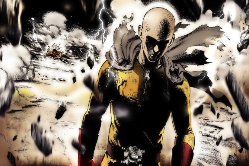 Don't forget to watch it now and please check out this amazing wallpapers i  have found 🙂. One-Punch-Man