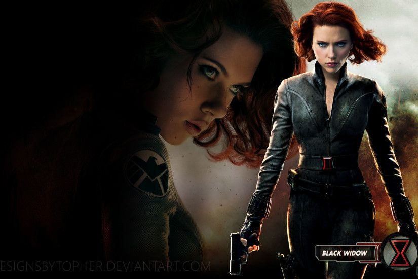 Black Widow Marvel · Scarlett Johansson ...