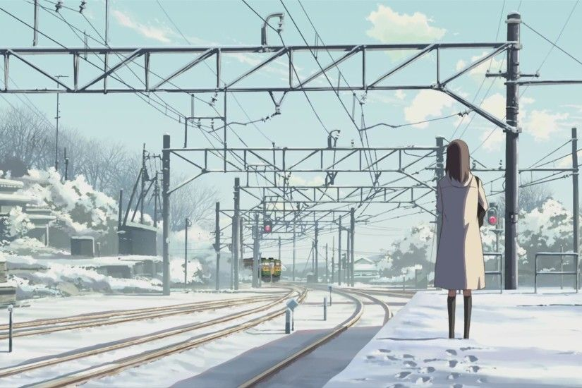 5 Centimeters Per Second high definition photo
