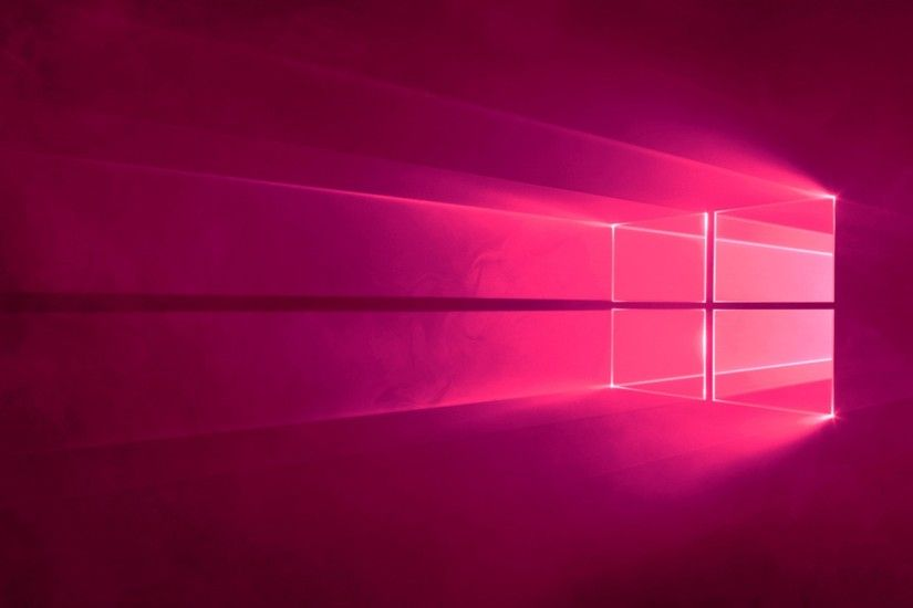 ... Windows 10 Wallpaper (Magenta Tint) by Typhlosion24