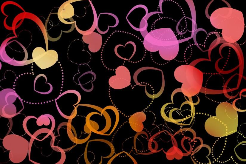 gorgerous hearts wallpaper 2880x1800 for mac