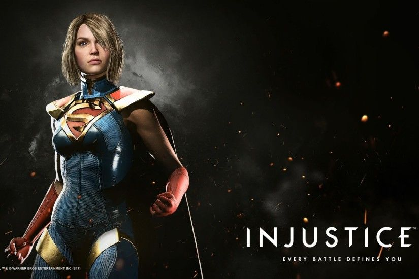 "Official ""Injustice 2"" Wallpapers"