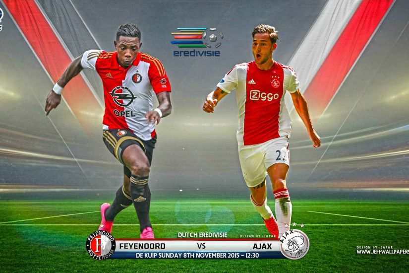 FEYENOORD – AJAX WALLPAPER.