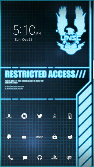 ... Images of Unsc Display Screen Wallpaper - #SC ...