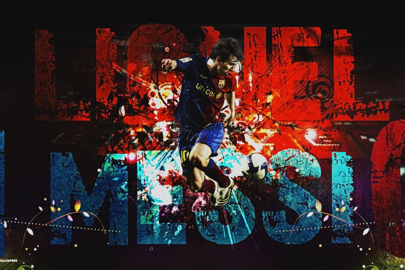 wallpaper barcelona lionel messi hd