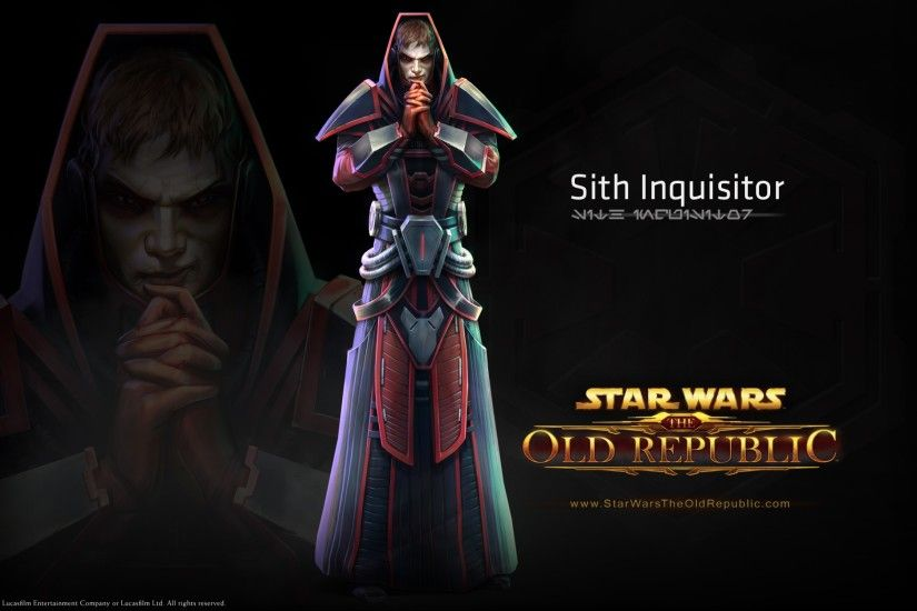 Sith Inquisitor: Swtor HD Wallpaper | Hintergrund | 2560x1600 | ID:567986 -  Wallpaper Abyss