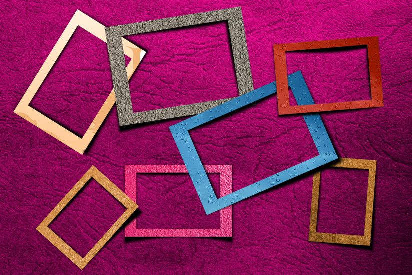 Textured picture frames HD Wallpaper 1920x1080 Textured picture frames HD  Wallpaper 1920x1200