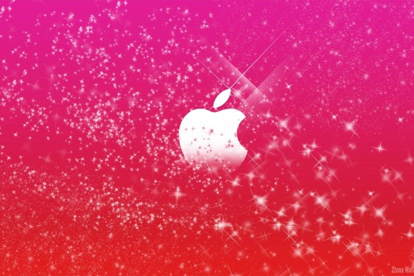 apple backgrounds logo in pink glitters desktop wallpapers amazing background  images free 4k hd pictures tablet 1920×1200 Wallpaper HD