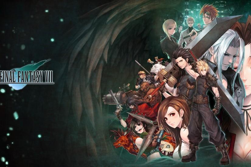 final fantasy 7 wallpaper 2149x1209 hd for mobile