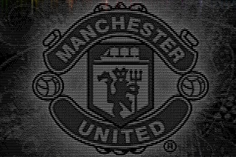 Awesome Manchester United Logo Wallpaper Background Wallpaper