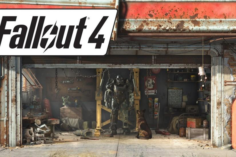 ... Fallout 4 Wallpaper ...
