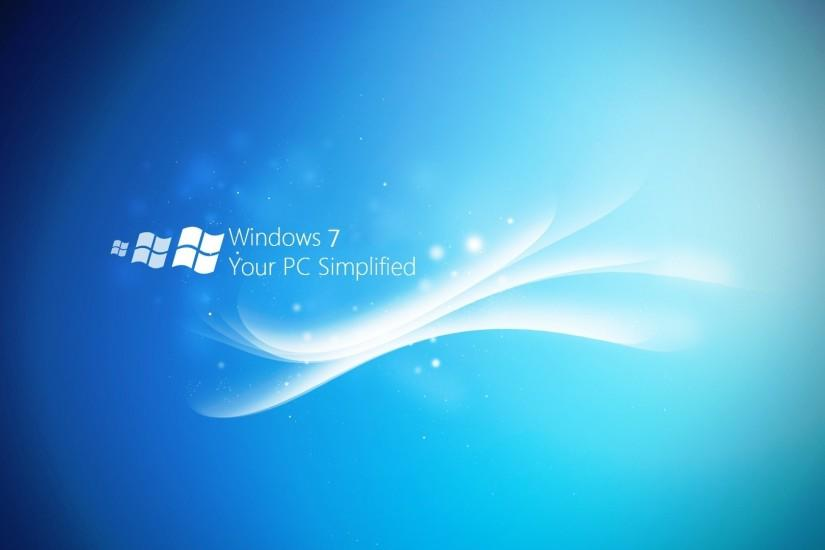Windows 7 wallpaper 27