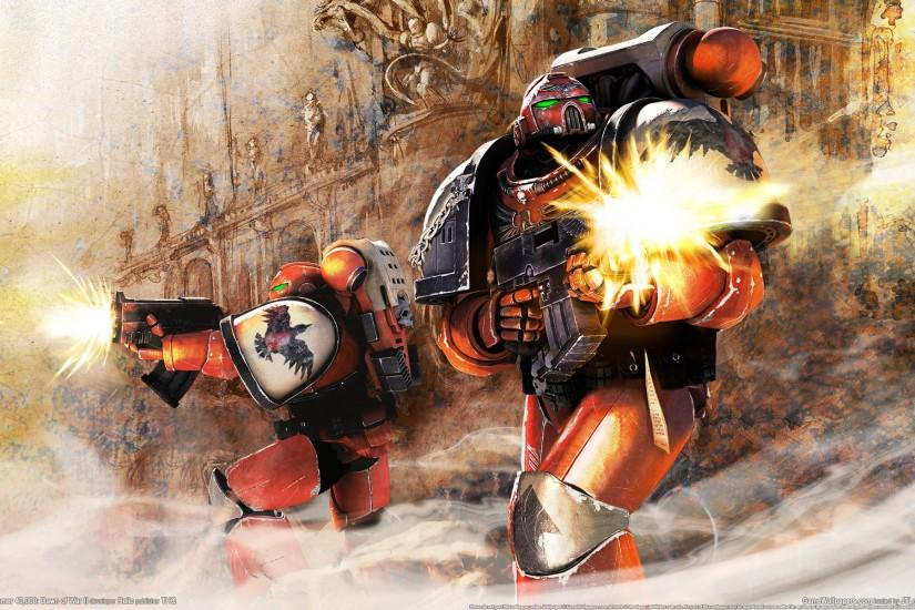 Space Marines wallpaper