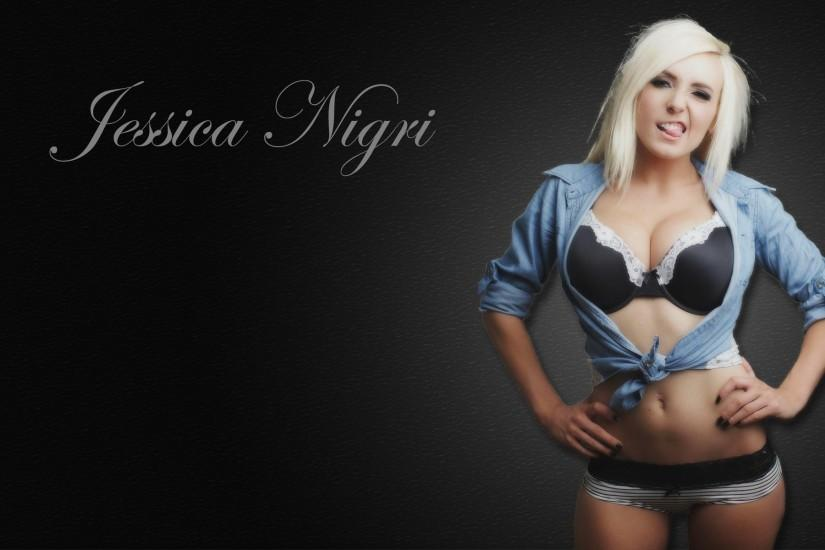 large jessica nigri wallpaper 1920x1200 pictures