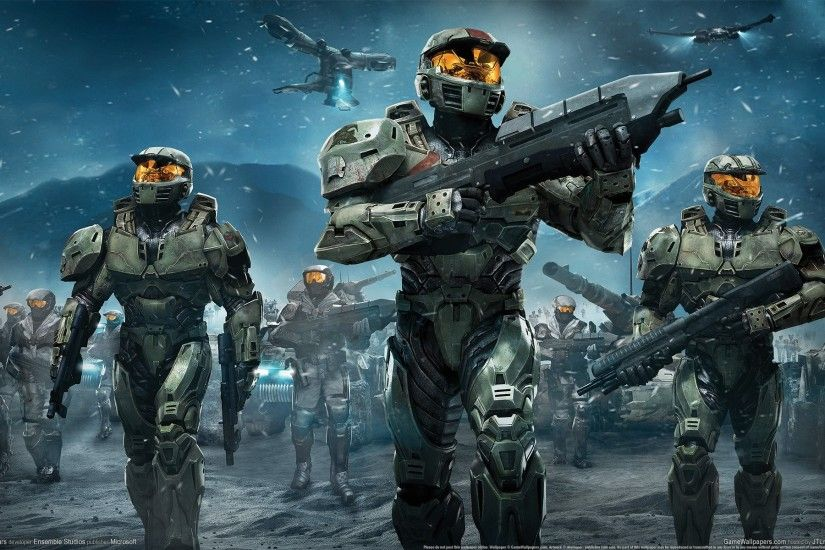 Halo Wars Spartans 660621 ...