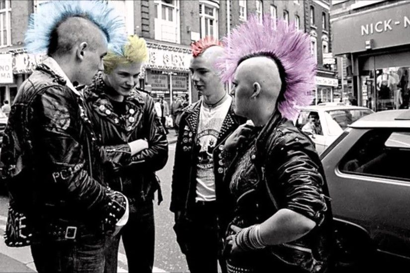 BBC Radio Documentary: 30 Years Of Punk Part 1 | Style Antique Punk Vintage Punk  Anarcho-Punk Garage Punk Crust Punk | Pinterest | Crust punk and Punk