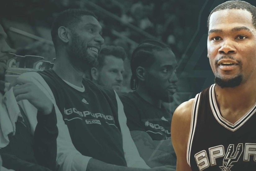 Kevin Durant joining the Spurs is scary yet possible with these salary cap  maneuvers | NBA | Sporting News