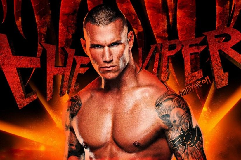 Randy Orton WWE World Heavyweight Champion HD Wallpapers Images .