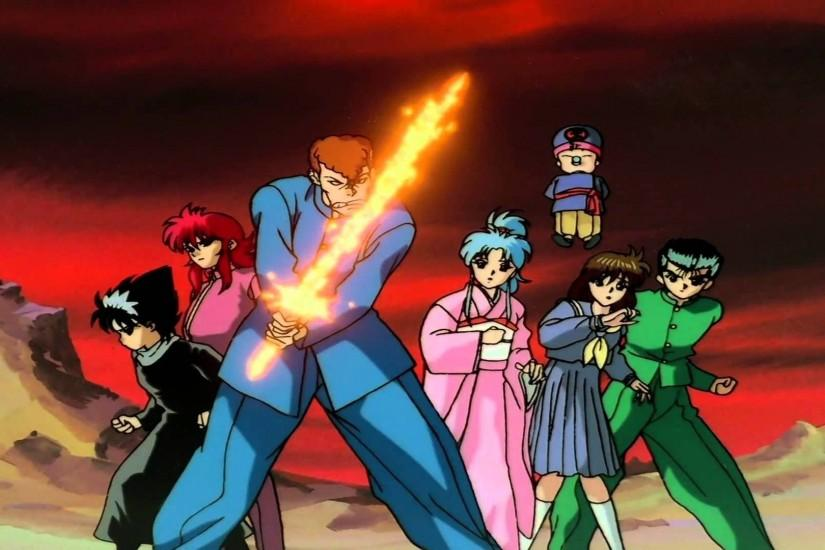 Yu Yu Hakusho Wallpapers Images Photos Pictures Backgrounds