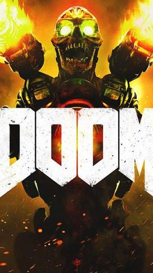 widescreen doom 4 wallpaper 1080x1920 for android 40