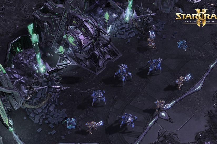 Legacy Of The Void Wallpapers: Starcraft 2 Wallpaper 1920x1080 ·① WallpaperTag