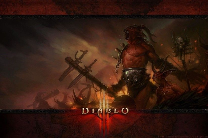 Diablo 3 Wallpapers - Full HD wallpaper search