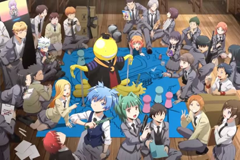 assassination classroom wallpaper - Google Search