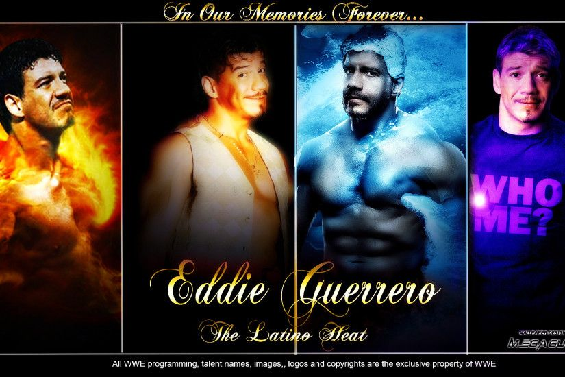 ... WWE Eddie Guerrero Wallpaper HD by Megagunjit
