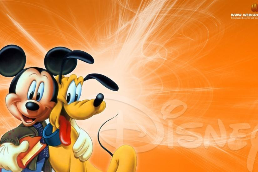 ... Mickey Mouse Backgrounds - Wallpaper Cave ...