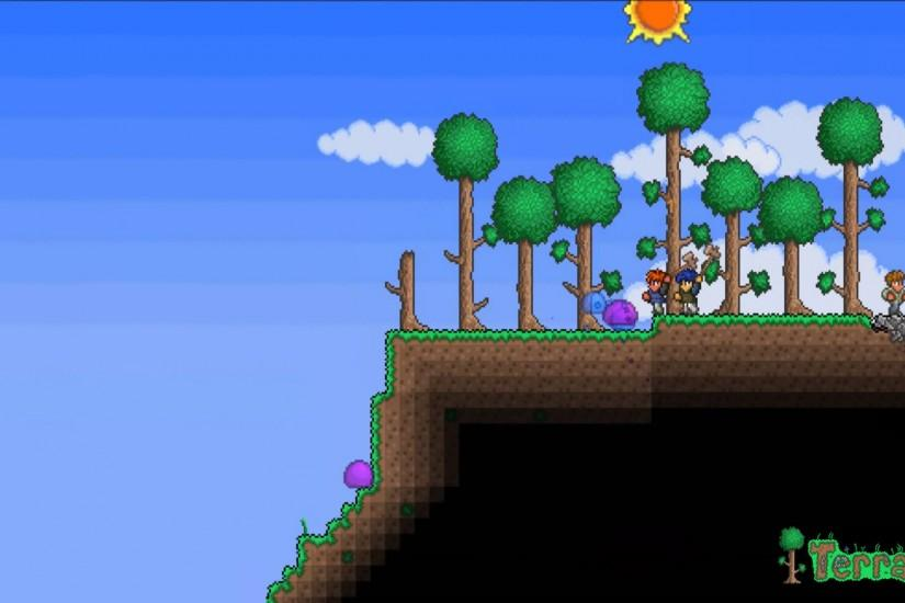 terraria background 1920x1080 for macbook