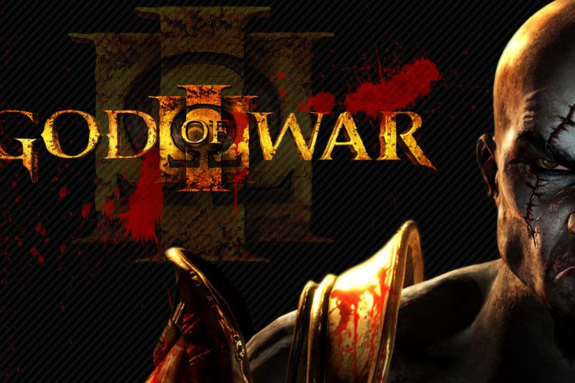 God Of War 3 HD Wallpaperd.