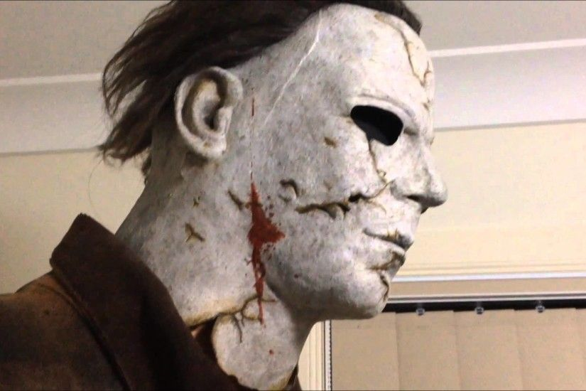 Michael Myers Halloween Rob Zombie Life Size 1:1 Scale