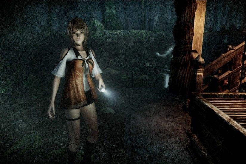 1920x1080 Will Fatal Frame: Maiden of Black Water be a digital-only release  in