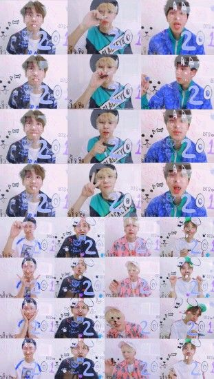 BTSaRMy❤ | [♡] BTS 2018 Season's greetings ~~
