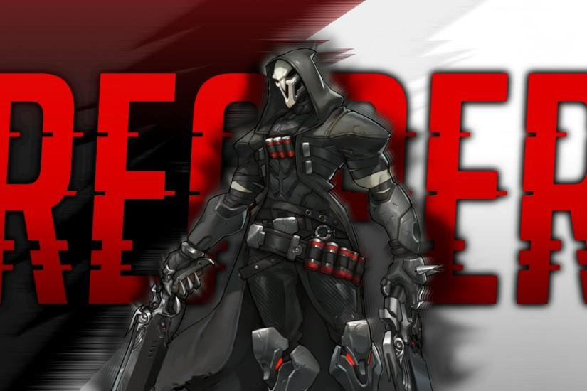 overwatch reaper wallpaper 1920x1080 for phone