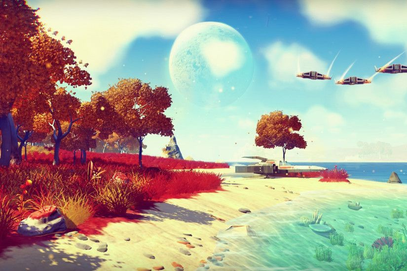 HD Wallpaper | Background ID:521031. 2560x1574 Video Game No Man's Sky. 13  Like. Favorite