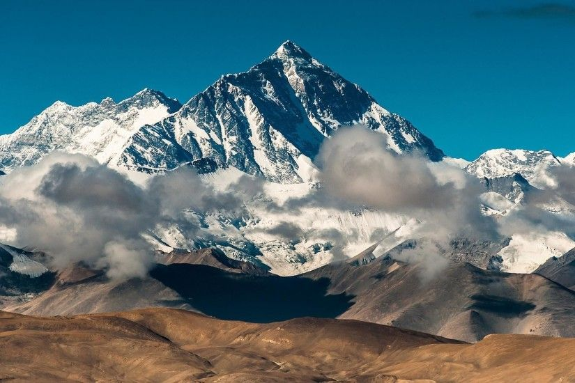 Pix For > Mount Everest Wallpaper