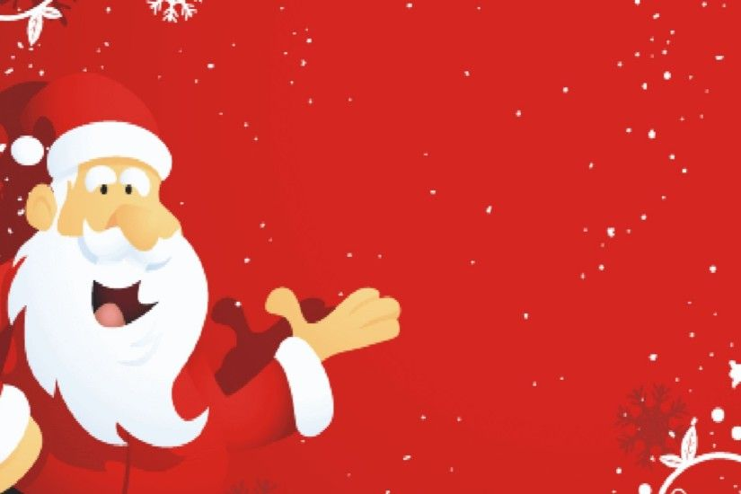 Related to Cartoon Santa 2016 Merry Christmas 4K Wallpapers