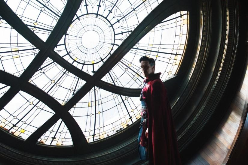 Doctor Strange promotional still