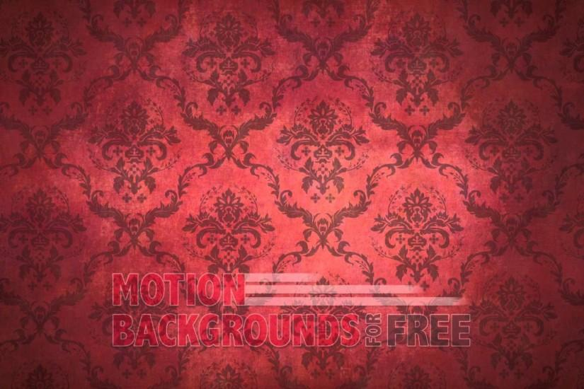 "Free Texture and Pattern Motion Background ""Rustic Red Pattern"" - YouTube"