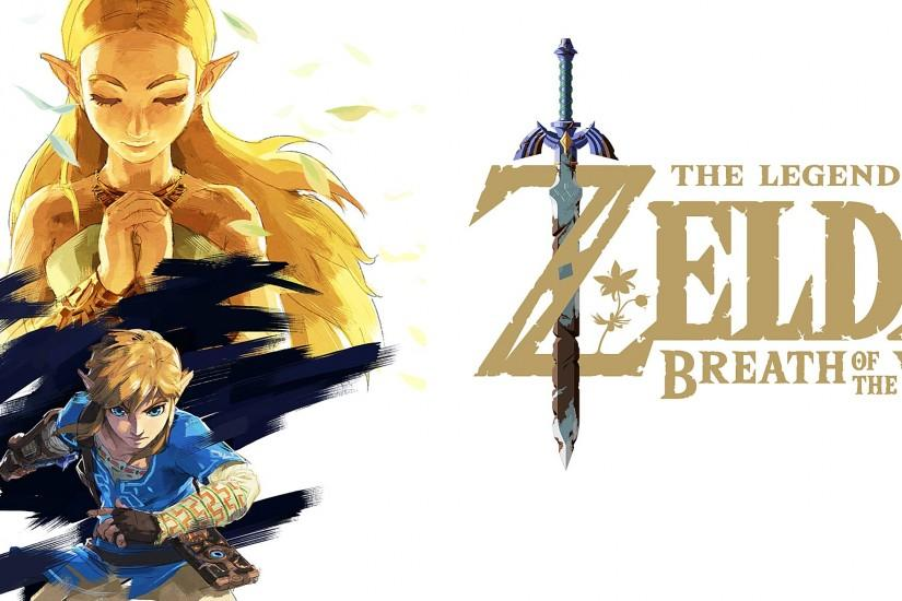 download free zelda breath of the wild wallpaper 2350x1175 hd for mobile