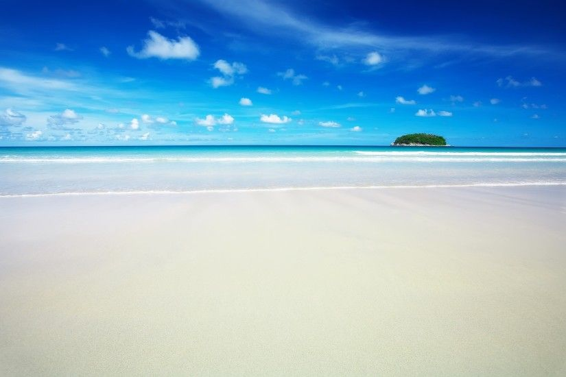 Paradise Beach Wallpaper Beaches Nature