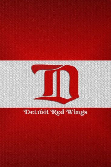 Nice iPhone (4/4s size) Detroit Red Wings wallpaper (Winter Classic D) ...