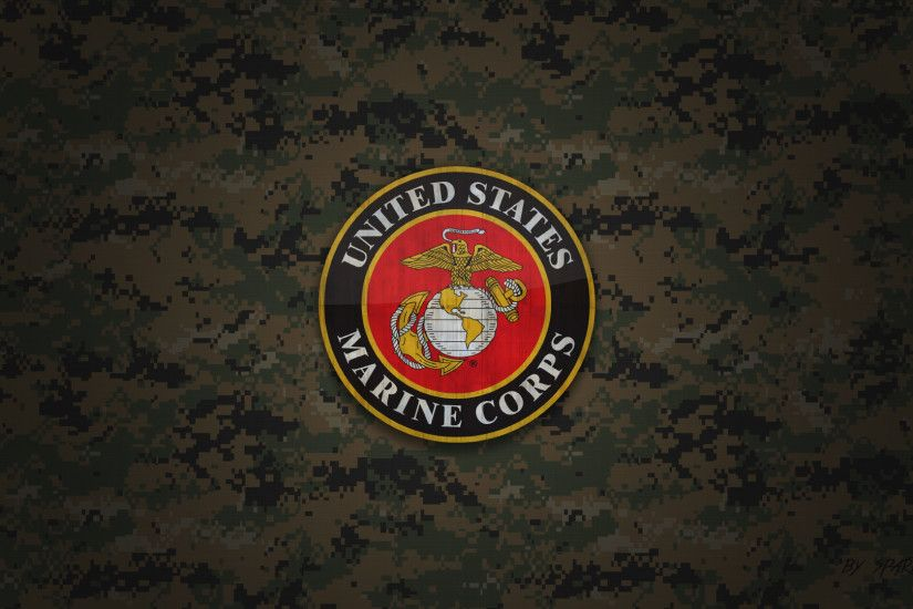 Marine Corps Wallpapers Wallpaper Cave Source · US Marine Corps Wallpaper  by SpartanSix by SpartanSix