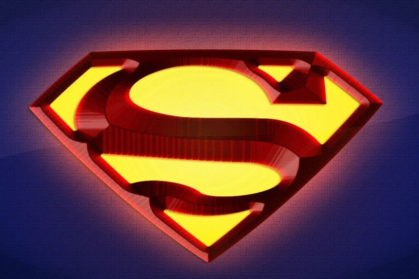 New Superman Logo Wallpapers Wallpaper Superman Logo Wallpaper