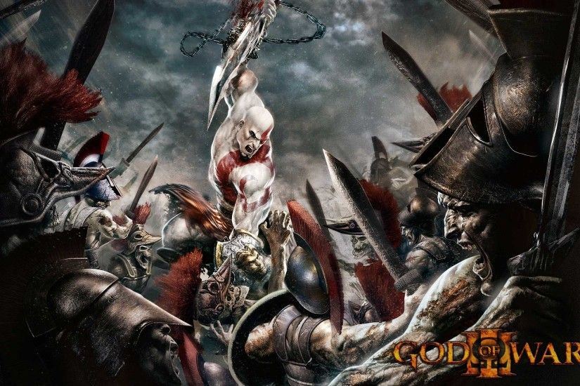 God of War HD Wallpapers
