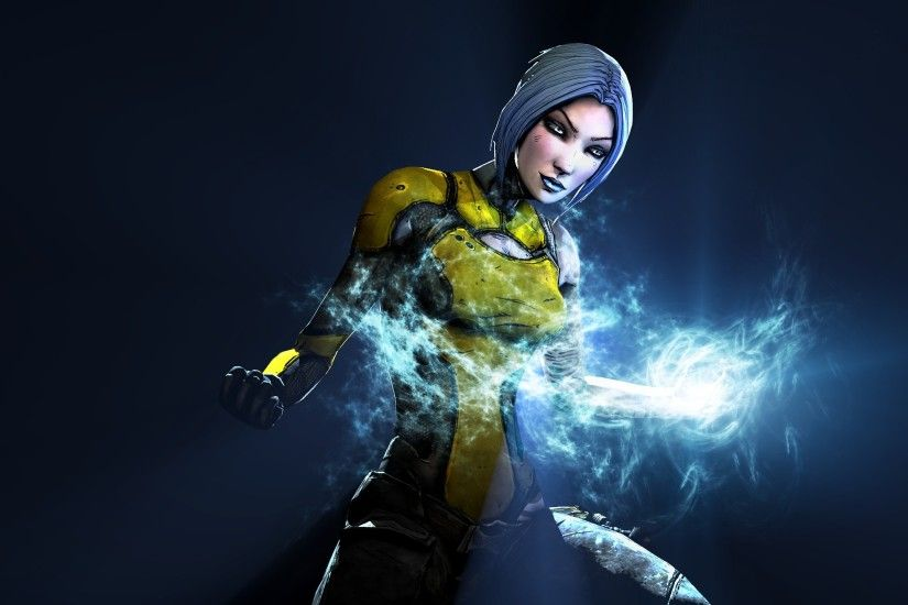 Wallpaper Borderlands 2, Maya, Fps, Rpg, Gearbox software HD, Picture, Image