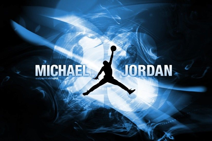 Sports - Michael Jordan Jordan Logo Wallpaper