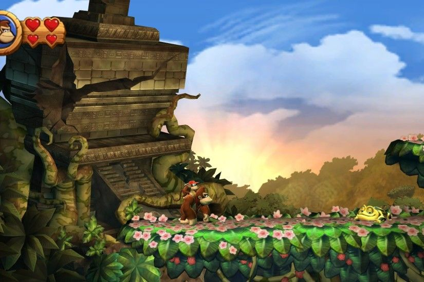 Donkey Kong Country Returns is, hands down, the best 2D platformer EVER  MADE! | NeoGAF